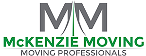 McKenzie Moving & Delivery Service Inc. Logo